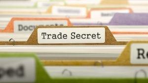 Trade secret folder